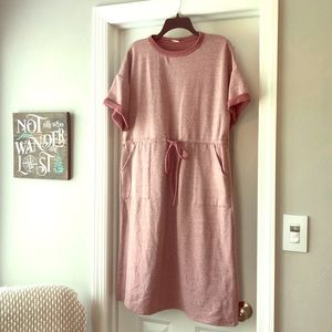 Sweatshirt Dress (Betseys Boutique)